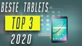 TOP 3: 📱 Die BESTEN TABLETS 2020 📱 Günstigste und Beste TABLETS [DEUTSCH]