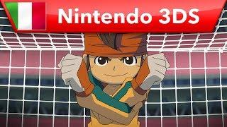 Inazuma Eleven 3: Ogre all'attacco! - Trailer (Nintendo 3DS)
