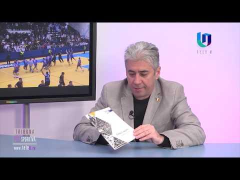 """TeleU: Marian Cosmescu la """"Tribuna polisportivă"""""""