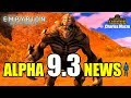 Empyrion Galactic Survival ALPHA 9.3 - NEWS | STABLE RELEASE UPDATE INFO | SICK NEW GOLEMS | Ep. 29