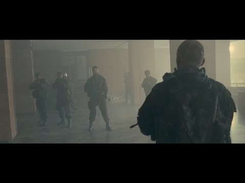 Knife Fight Scene from Coriolanus (2011)