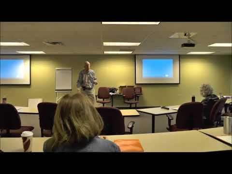 """Wes Wingett: """"Lifestyle: Understanding Self and Others Utilizing Alfred Adler's Five Approaches"""""""