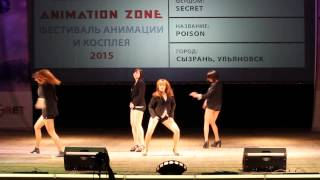 animation zone 6 17 05 2015 shut up jump poison cover secret