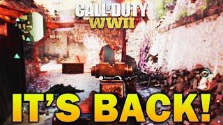 COD WW2 IS BACK - Multiplayer Beta Returns (COD WW2 PC Beta)