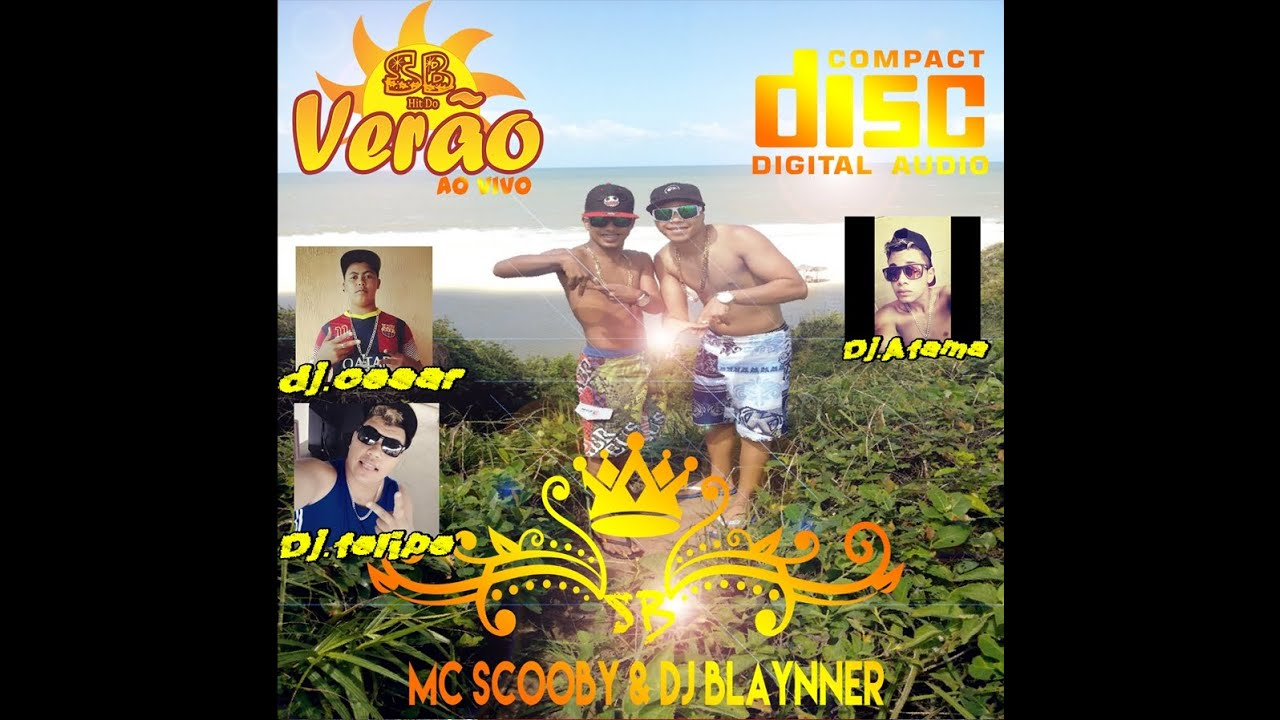 MC SCOOBY AO VIVO CARNAVAL 2015 CD COMPLETO