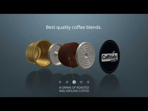 The Caffitaly Capsule Design