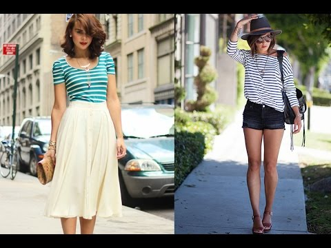 20 Style Tips On How To Wear A Striped Shirt For Women This Summer