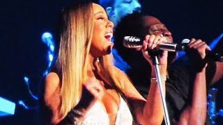 Mariah Carey - EXCELLENT Vocals In Singapore!