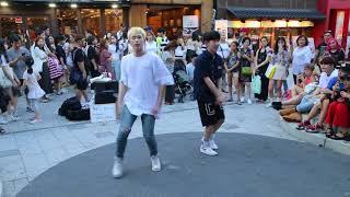 JHKTV] 홍대댄스 위더스 hong dae  k-pop dance with us  쩔어 - 방탄소년단