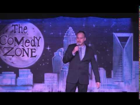 Jason Scholder • Comedy Zone Charlotte •�