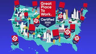 Davidson is Great Place to Work Certified