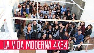La Vida Moderna 4x34...es jugar un partido de solteros contra casados en el FIFA
