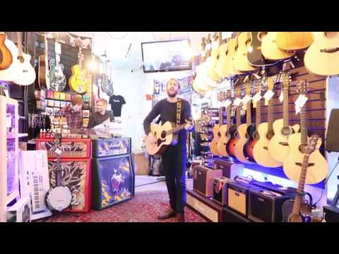 Mike Wilton - Denmark Street (Songs In A Shop - Music Bros - Shrewsbury)
