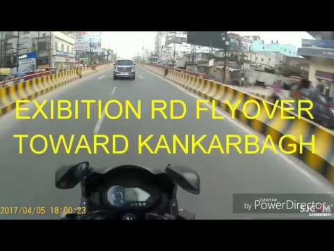 Patna Observation series | vlog -2 | g.maidan,Fraser Rd,KANKARBAGH | PATNA bikerzz