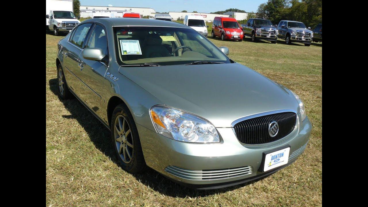 dx39733a 2006 buick lucerne cxl 3 8 v6 used car for sale maryland buick dealer youtube. Black Bedroom Furniture Sets. Home Design Ideas