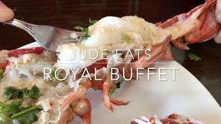 Jude Eats: Lobster, Royal Buffet/Minnesota