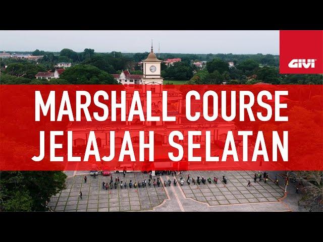 Marshall Jelajah Selatan Level 2