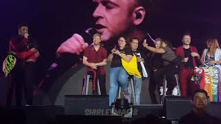 Better Man Westlife live in Manila 2019