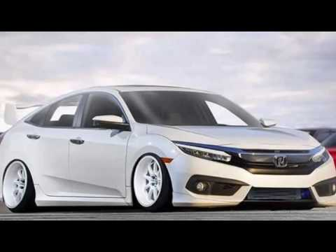 Honda Civic 2016 Type R >> HONDA CIVIC 2016 แต่งสวย - YouTube