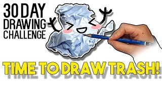 Why drawing FROM LIFE helps You + TIPS TO DRAW ★ DAY 8 ★ [30 Day Drawing Challenge]