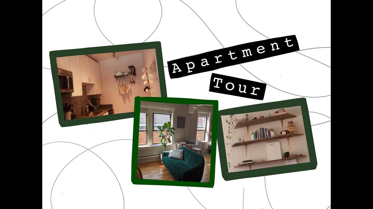 STUDIO APARTMENT TOUR // Organization & Style Hacks for a ...