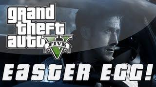 Grand Theft Auto 5 | Ryan Gosling's