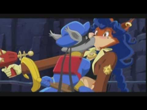 Sly Cooper Ending (Japanese version) High Quality