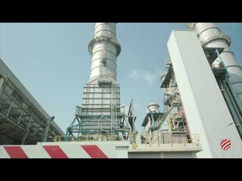 Jebel Ali M Desalination Plant, UAE - Webuild Project
