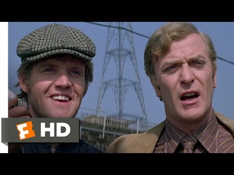 You Were Only Supposed To Blow The Bloody Doors Off! - The Italian Job (3/10) Movie CLIP (1969) HD
