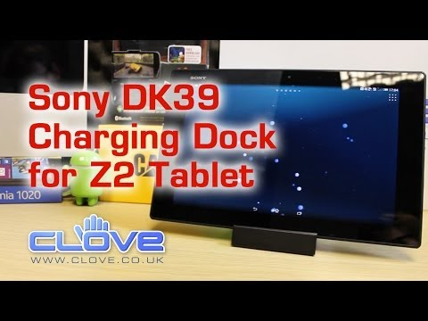 Sony DK39 Magnetic Charging Dock - Xperia Z2 Tablet