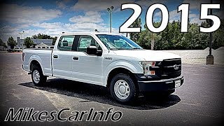 2015 Ford F 150 XL Supercrew 2wd 5.0L V8