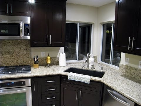 Organizing Kitchen Cabinet Refacing Los Angeles افكار لتنظيم المطبخ بأدوات شيك وعمليه مع جودى الاروبة ...