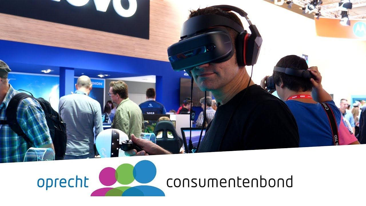43f2c72469725e Virtual Reality bril Lenovo   Acer - IFA 2017 (Consumentenbond ...