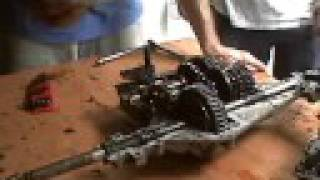 Rebuilding A Lawn Tractor Transaxle [part 2 Of 2]