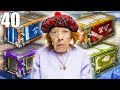 40 RETIRED ROCKET LEAGUE CRATE OPENING!