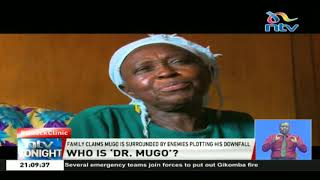 James Mugo's parents claim their son is a qualified nurse