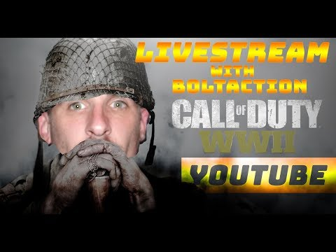 COD WW2   MULTIPLAYER LET'S WRECK!