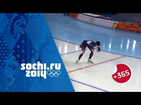 Ladies' Speed Skating 500m Full Event - Lee Sets Olympic Rec