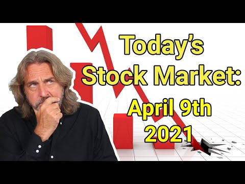 Stock Market Today | April 9, 2021
