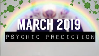 What's Coming For You March 2019? Pick A Card☘️Psychic Prediction