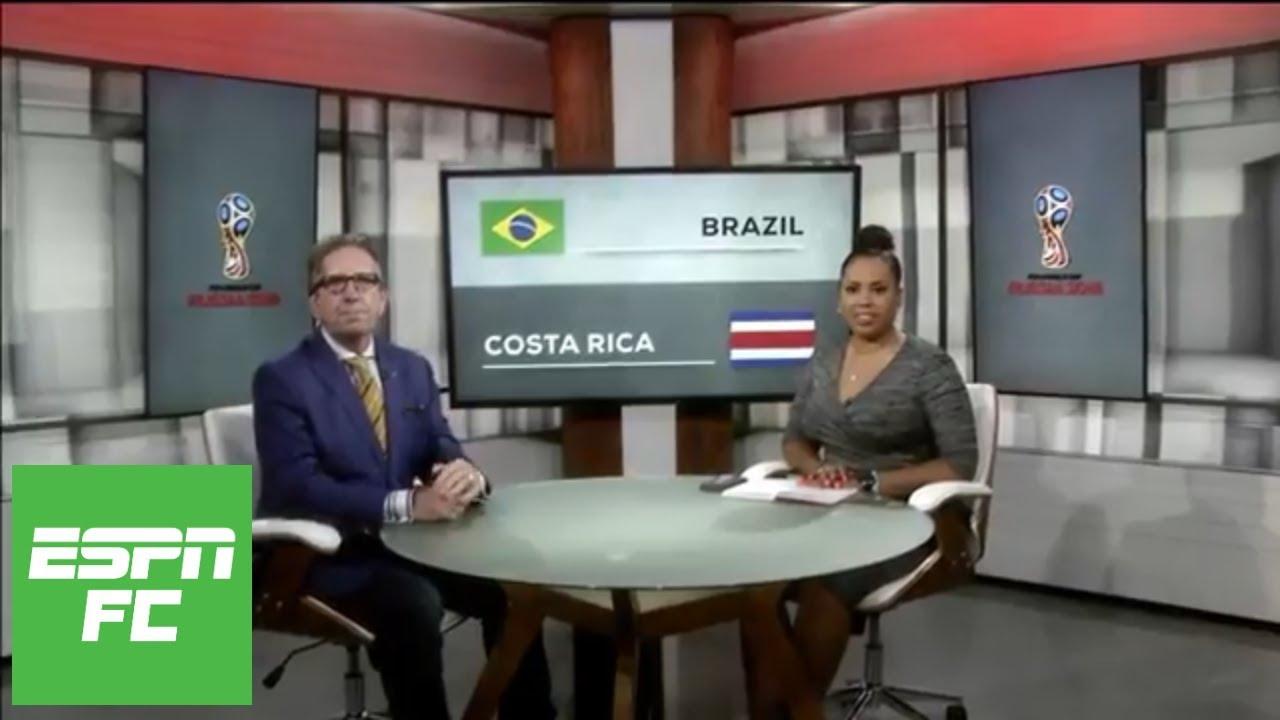 Paul Mariner: Neymar, Douglas Costa made Brazil brighter in World Cup win vs. Costa Rica | ESPN FC