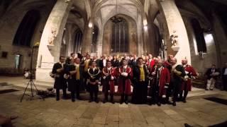 chant final concert trompe