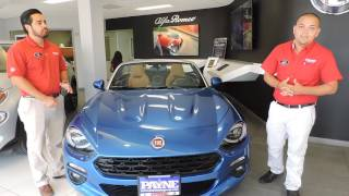 2017 FIAT Spider Lusso | Payne Auto Mall | Weslaco, Texas