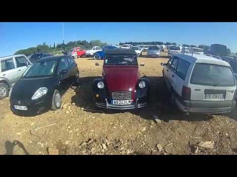 Rencontre nationale des 2cv clubs de france