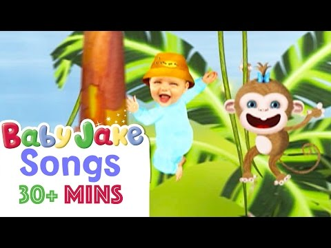 Baby Jake - Lots of Songs To Sing With You (30+mins!)