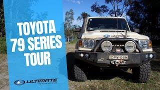TOYOTA 79 SERIES LANDCRUISER TOUR // inc. brands, links, tips & essentials for remote travel
