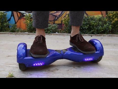 ELEKTRİKLİ KAYKAY! (Hoverboard)