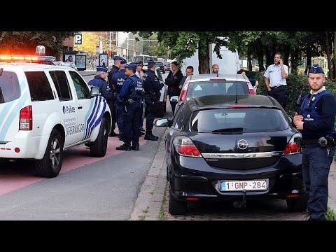 Agressão com arma branca em Bruxelas
