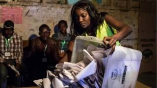News Update Kenya election 2017: AU and Commonwealth say poll credible 10/08/17
