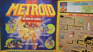 Metroid II: Return of Samus (Game Boy) Part 1 - James & Mike Mondays